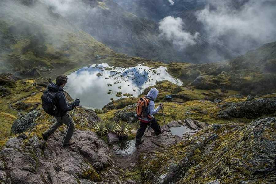 Conde Travel Lares trek to Machu Picchu 4D/3N Tour