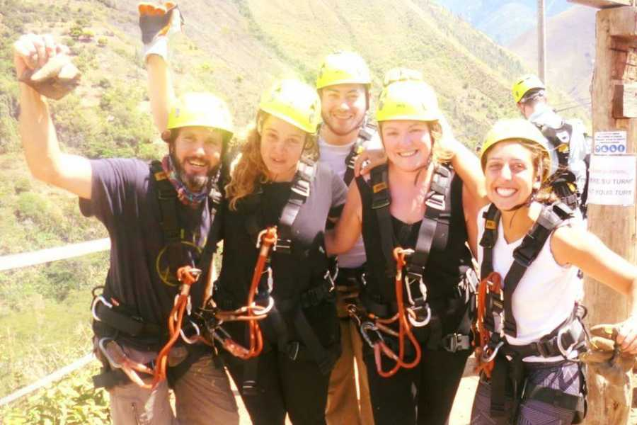 Conde Travel Zipline Day Trip from Cusco