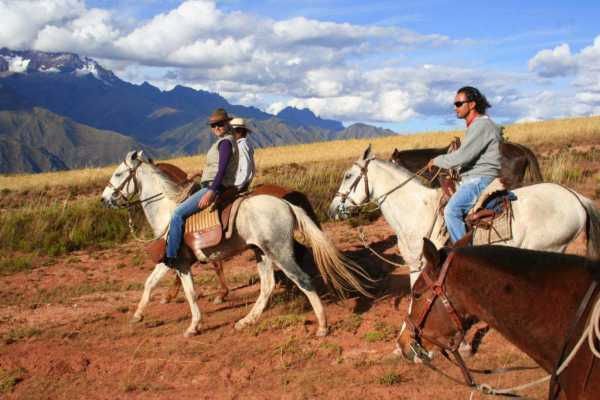 Conde Travel City Tour en Caballo