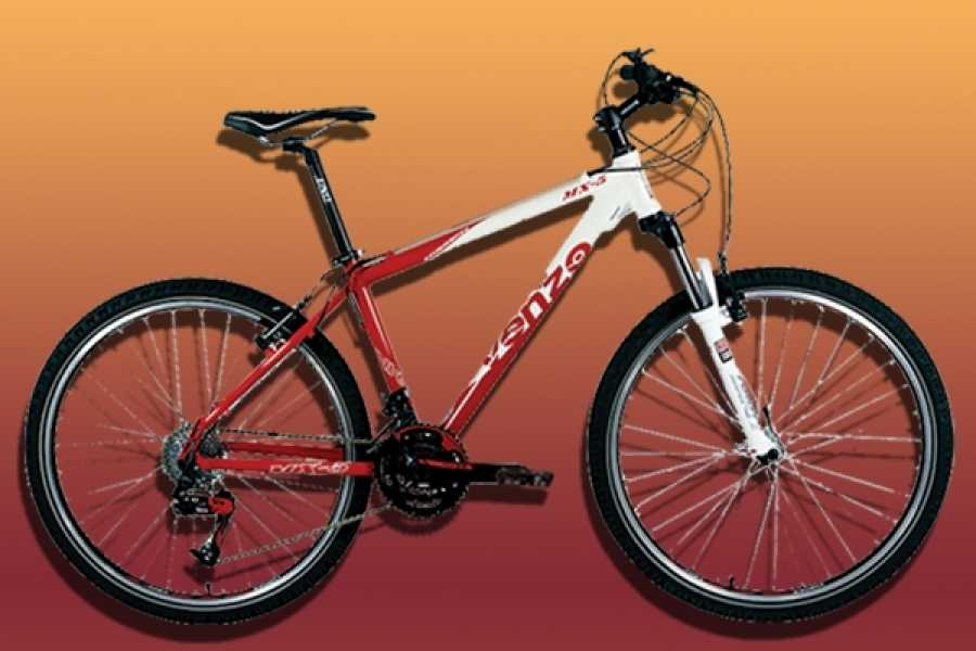 Circuito Chico Adventure Bike Rental - Standard