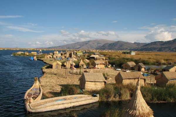 Conde Travel Uros Taquile Full Day