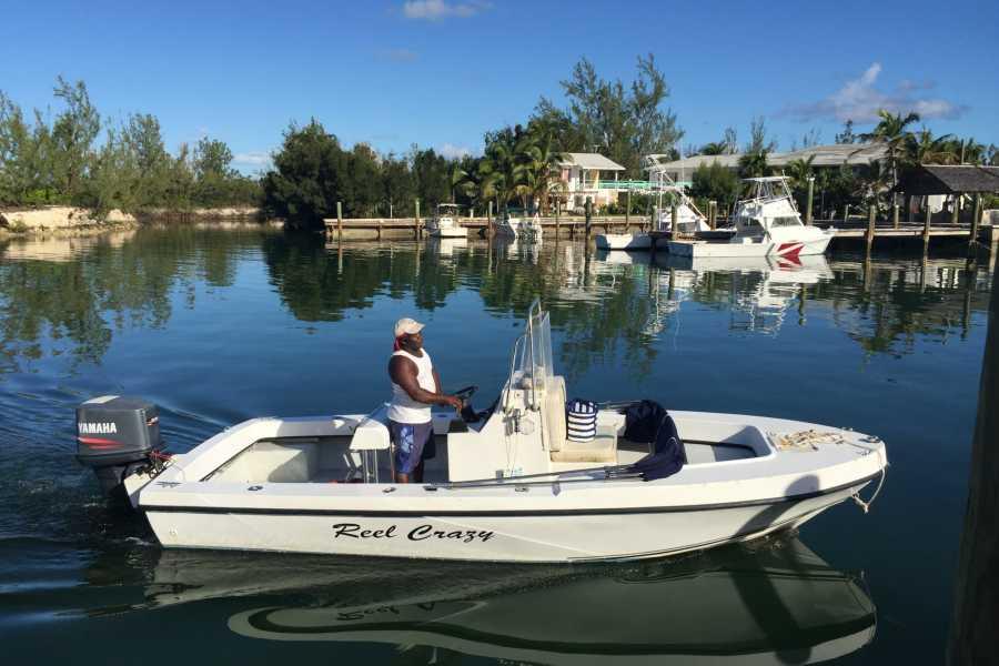 TheRealBahamas LLC Reef Fishing: Full Day Charter: Robert Coakley