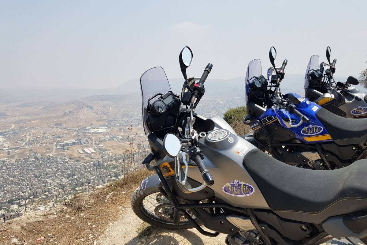 Bikelife - Motorcycle Tours in Israel Off the Beaten Track