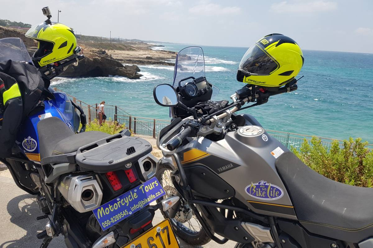 Bikelife - Motorcycle Tours in Israel 2 days in Northern Israel