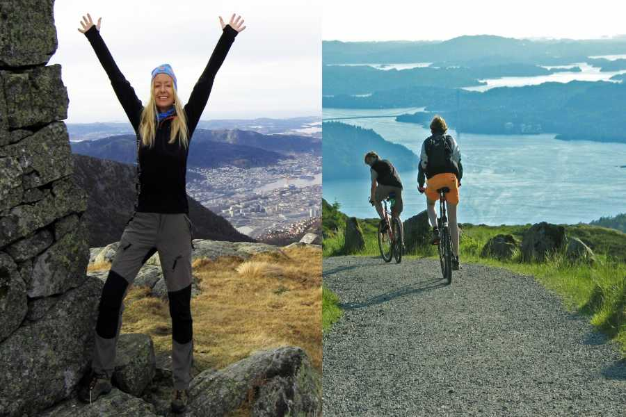 Norway Insight Biking and Hiking