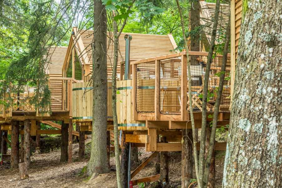 Nature Trips WEEKEND IN BLED, UNIQUE TREE HOUSES - 3 days/2 nights