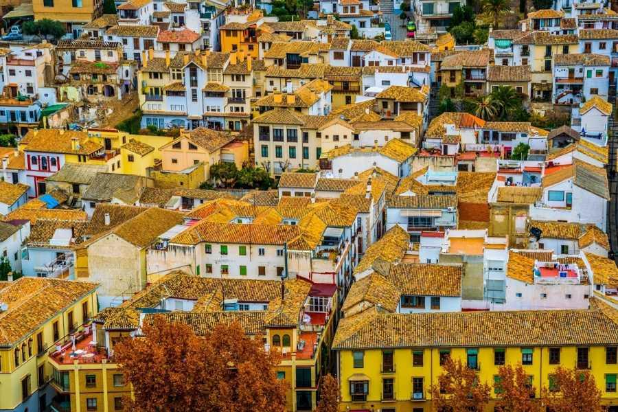 NHUE Double Gold: l'Albaicin et ses Maisons Mauresques.