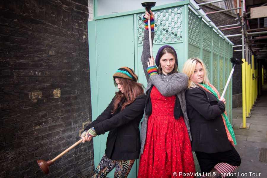 Explorabilia London Loo Tours - The Waterloo Tour