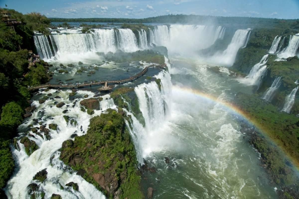 Check Point Cataratas do Iguaçu lado Brasileiro