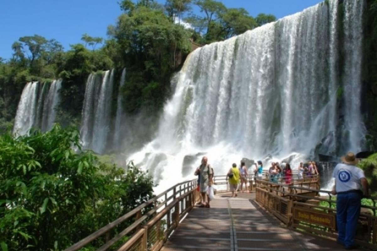 Check Point Cataratas do Iguaçu - Lado Argentino