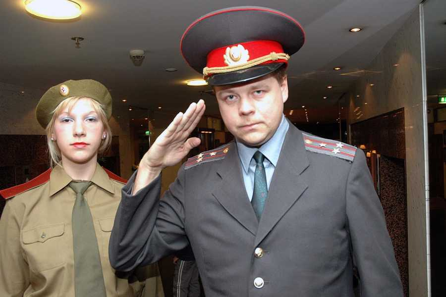 Explorabilia KGB experience and Cold War re-enactment in Tallinn