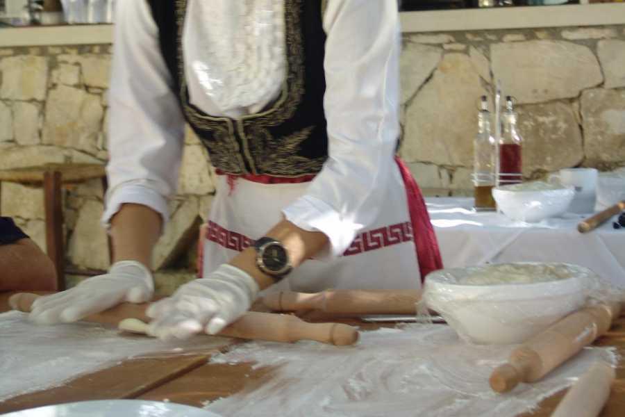 Explorabilia Cretan Cooking Workshop  - Basic