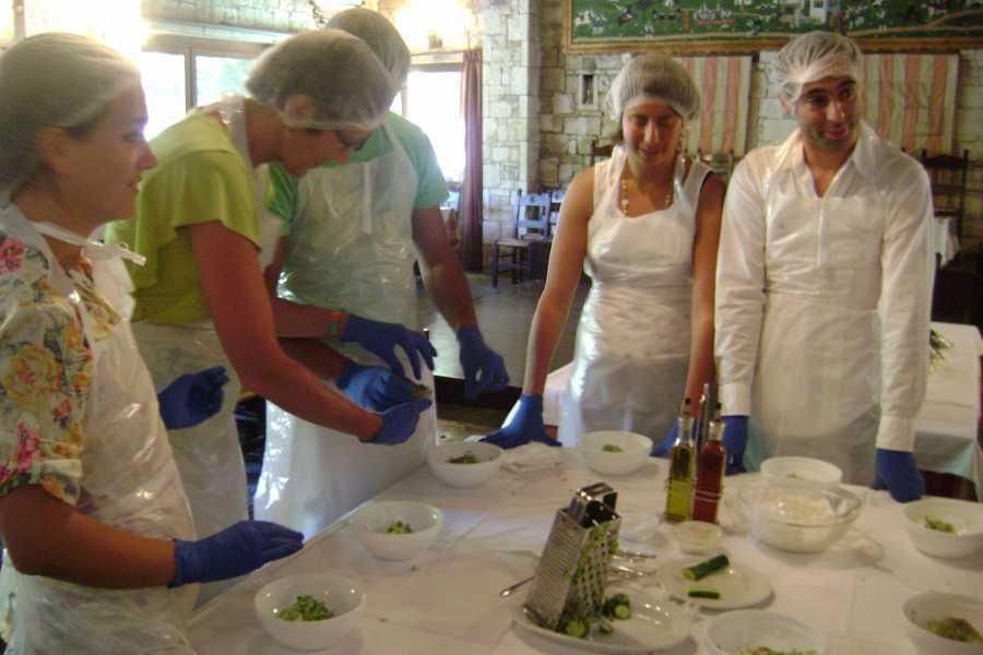 Explorabilia Cretan Cooking Workshop - Intermediate