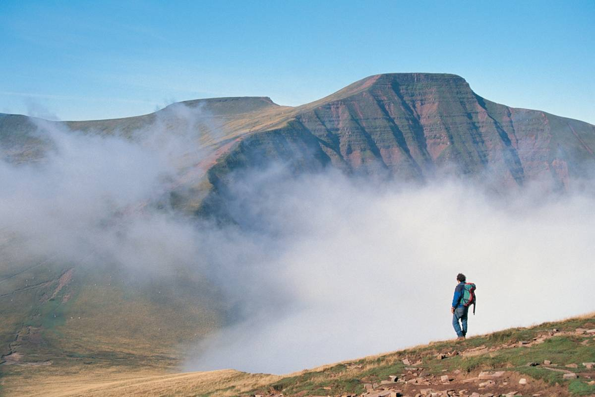 Cambria Tours Brecon Beacons Driver-Guided Day Trip