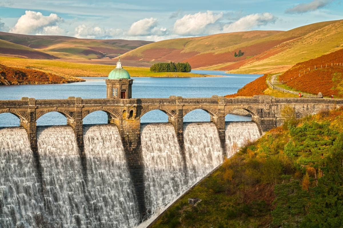 Cambria Tours Elan Valley Driver-Guided Day Trip