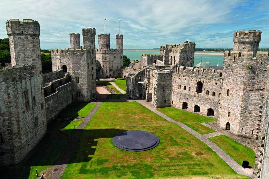 Cambria Tours Castles and Cruises