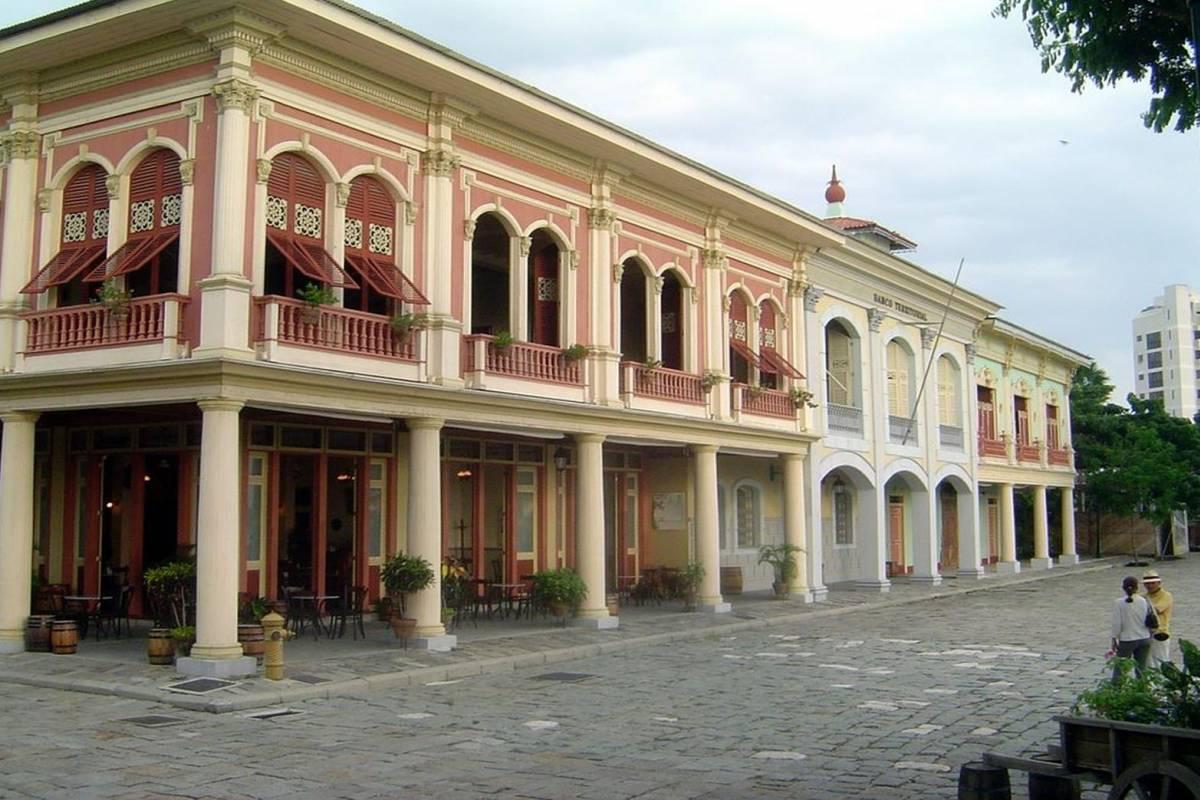 Gray Line Ecuador Guayaquil - Historical Park
