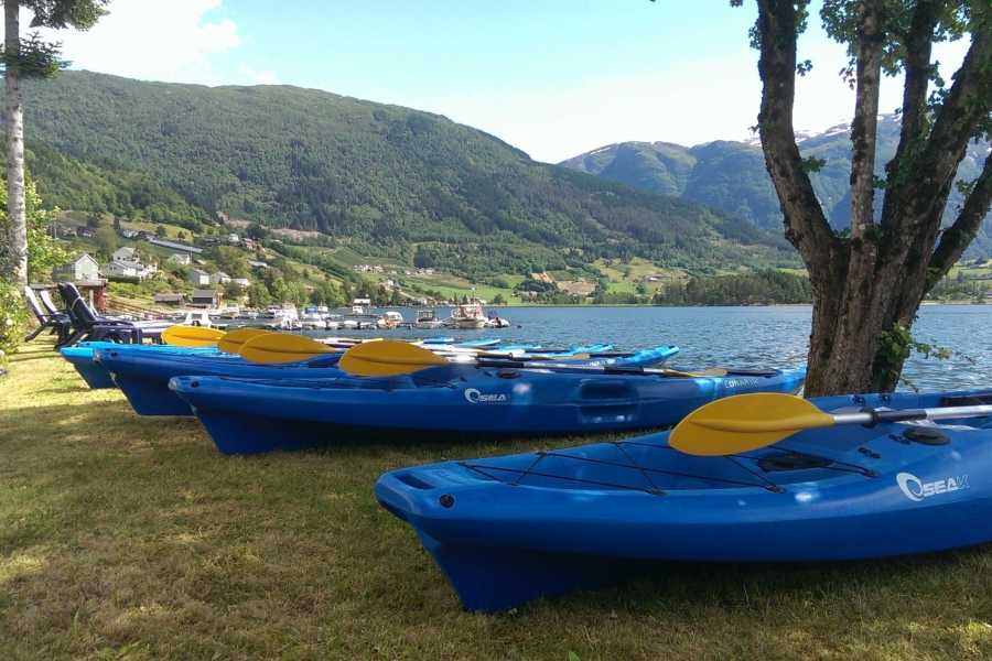 B-Nature A/S KAYAK RENTAL - HALF DAY