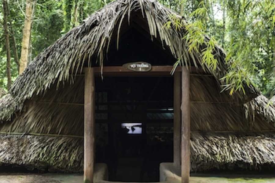 Les Rives Authentic River Experience Cu Chi Tunnels and Saigon Underground