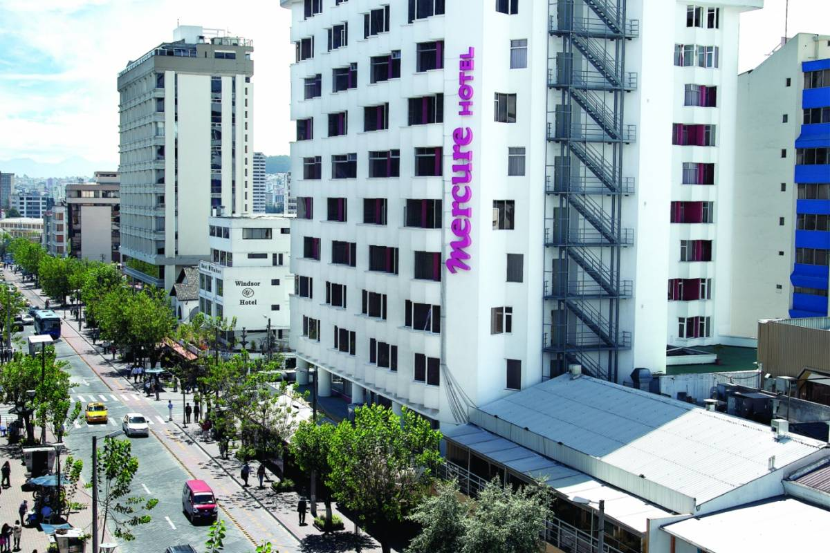 Gray Line Ecuador Hotel Mercure Alameda - Primera 4****