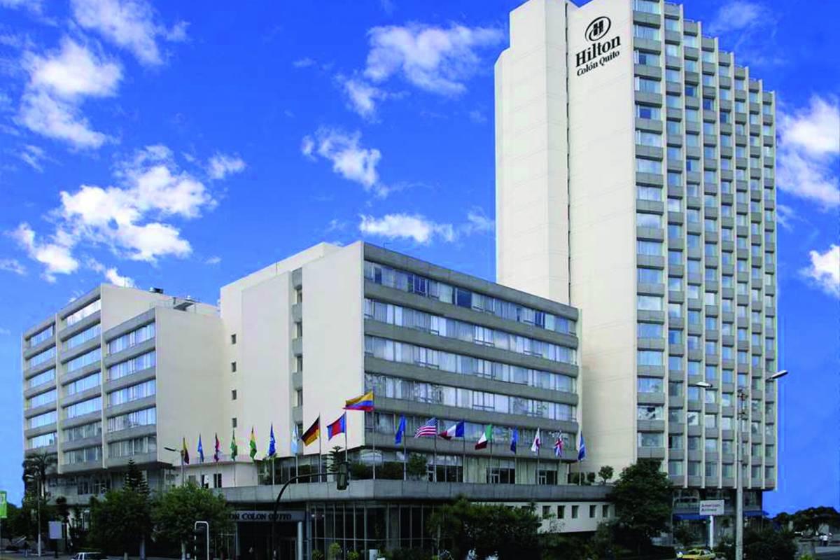 Gray Line Ecuador Hilton Colon Hotel - Sup. First 4****S