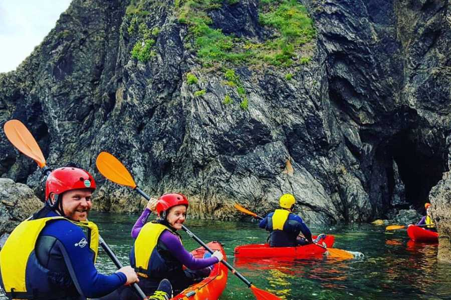 The Irish Experience Sea Cave Kayaking Experience