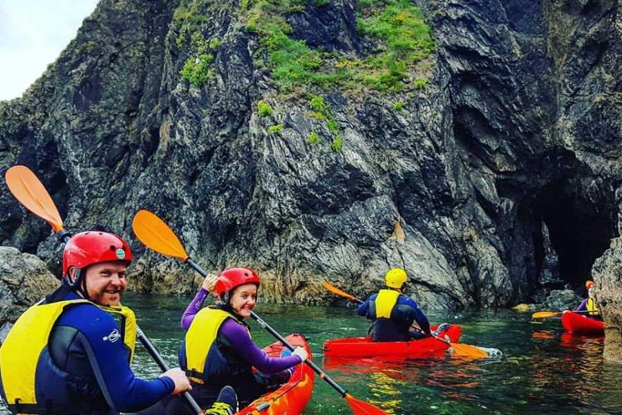 The Irish Experience Sea Cave Kayaking Experience