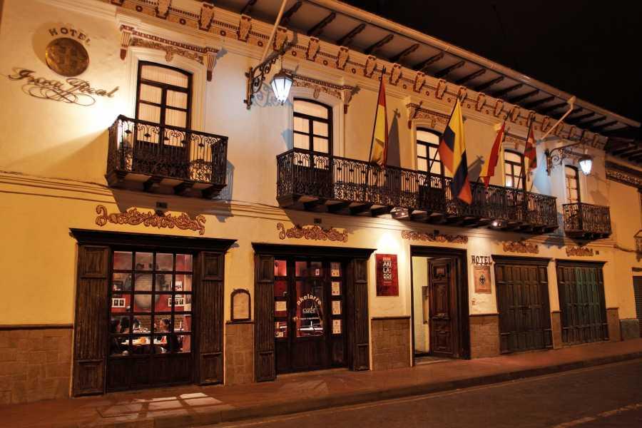 Gray Line Ecuador Inca Real Hotel - Tourist 3***