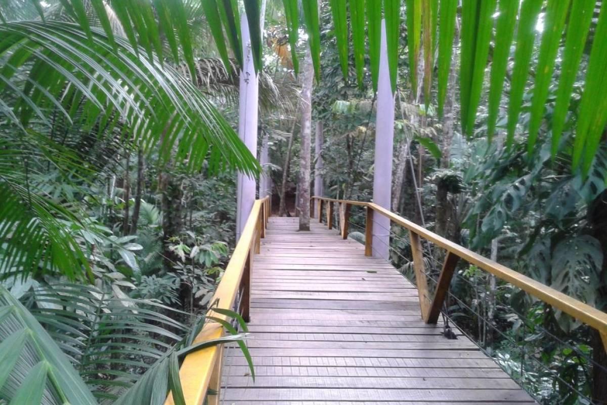 Check Point Parque do Mindú em Manaus