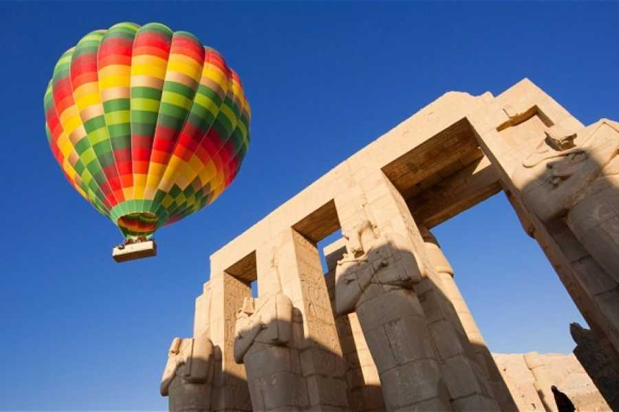 Deluxe Travel Hot Air Balloon Luxor Egypt Fvr Savita Chandan