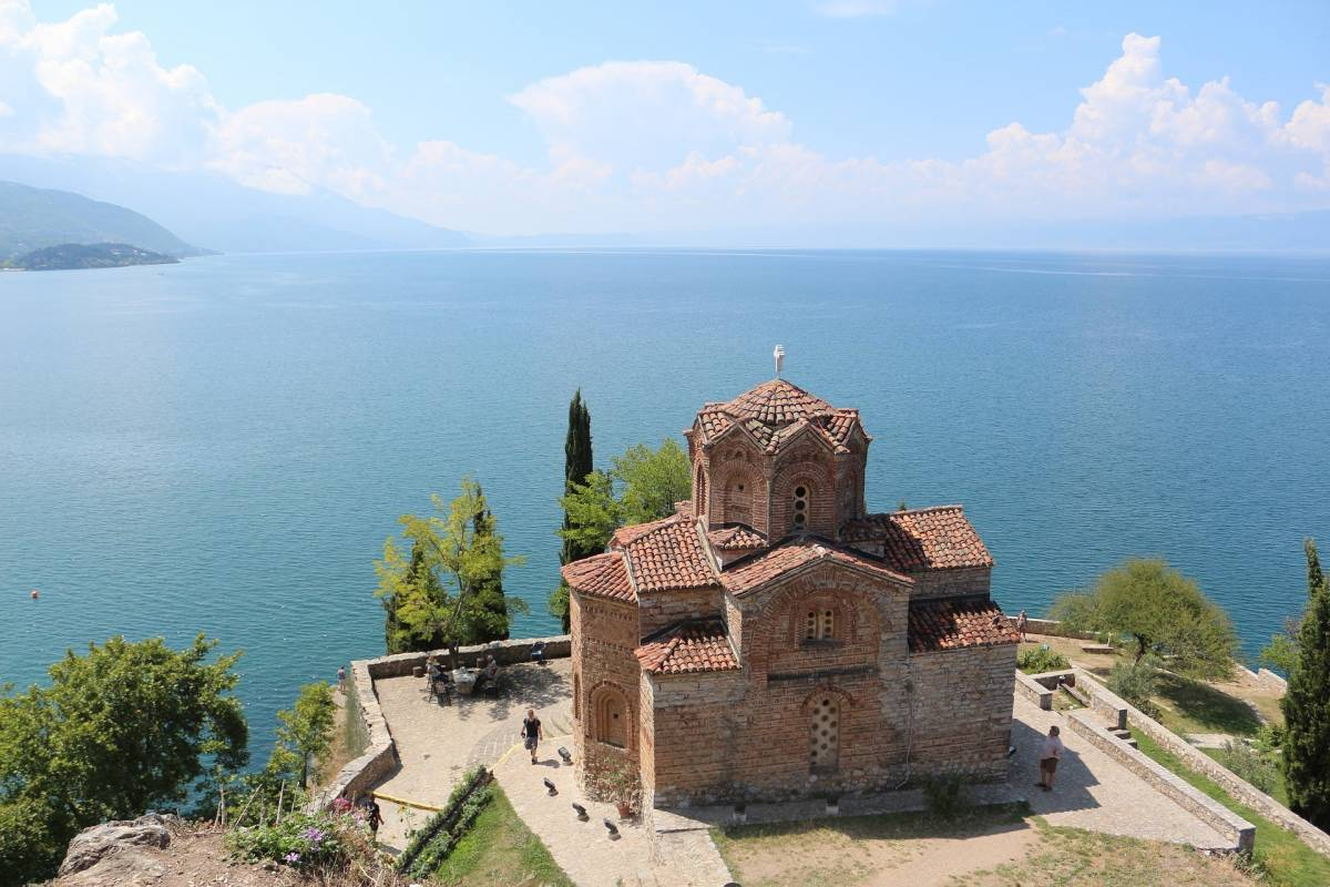 Nature Trips Macedonia Excursion - Boat trip Ohrid