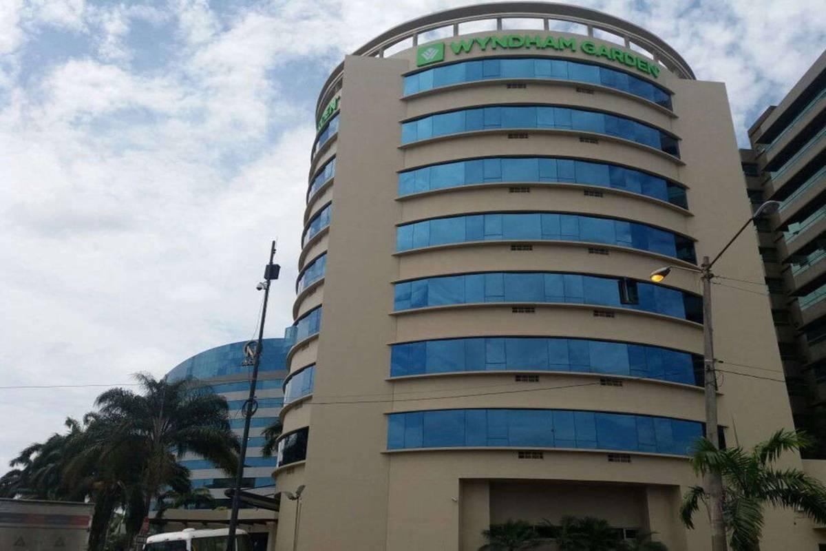 Gray Line Ecuador Hotel Wyndhman Garden Guayaquil (Ex - Howard Johnson) - Primera 4****