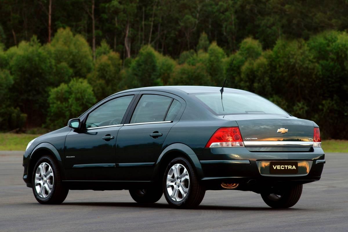 Check Point Rental Alquilar Automóvil Ejecutivo - Chevrolet Vectra