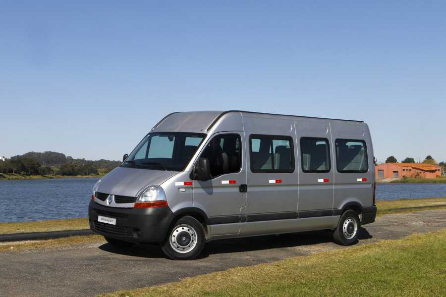 Check Point Rental Van and Mini-Vans - Renault Master