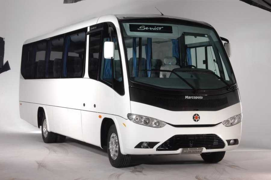 Check Point Rental Minibus - Marcopolo Senior