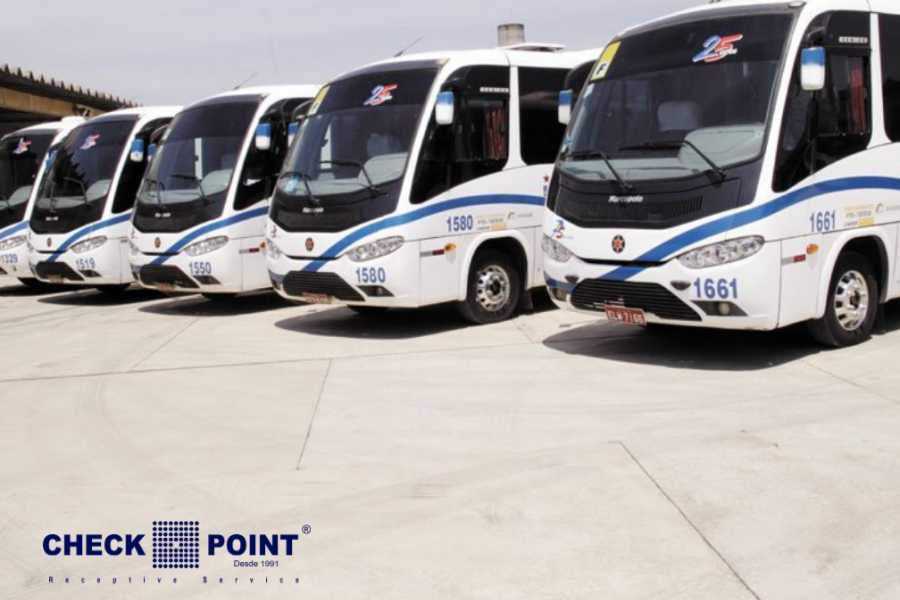 Check Point Alquilar microônibus - Marcopolo Senior