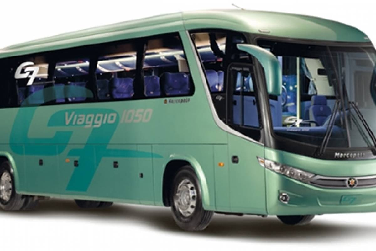 Check Point Alquilar Buses - Viaggio 1050