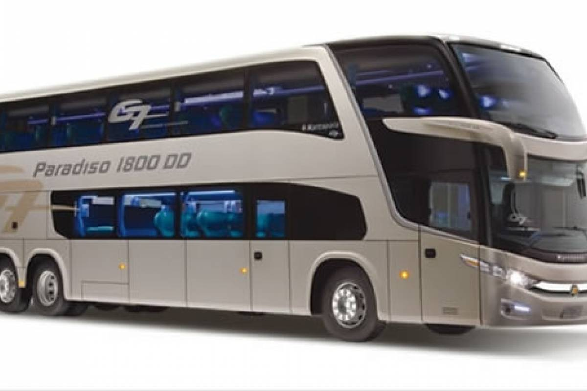 Check Point Rental Bus - Paradiso 1800
