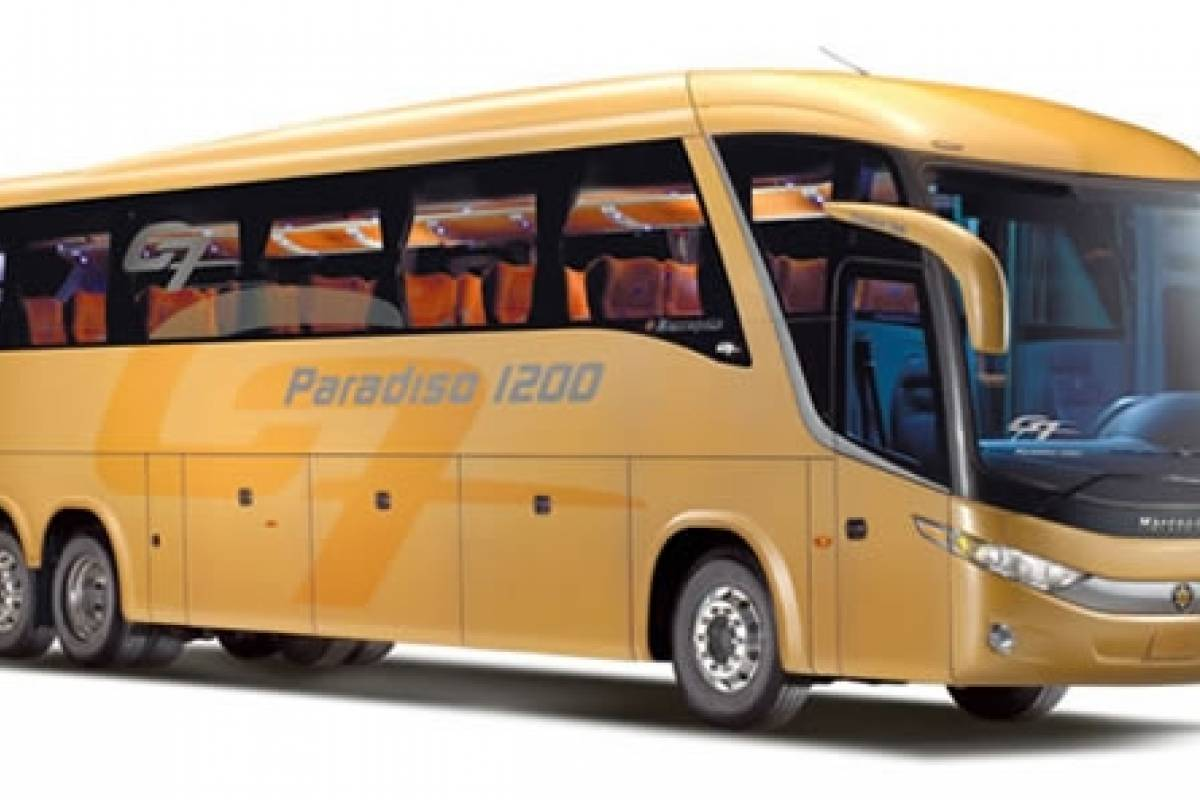 Check Point Alquilar Buses - Paradiso 1200