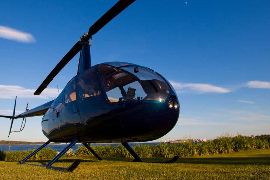 Check Point Rental Helicopter - Robinson 44