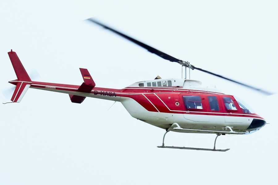 Check Point Rental Helicopter - Long Ranger