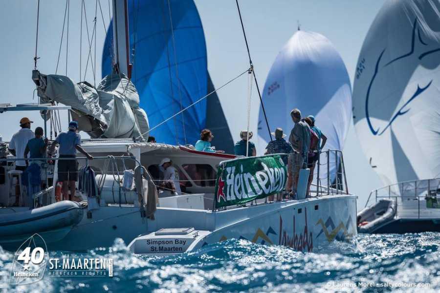 Aqua Mania Adventures Heineken Regatta Spectator Boats
