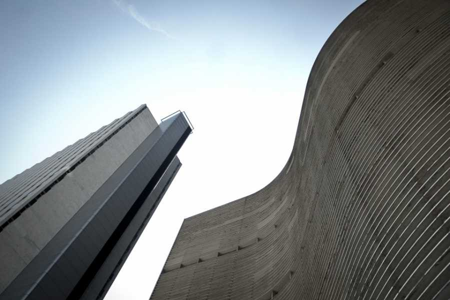 Check Point Turismetrô - Niemeyer e Modernismo Paulista