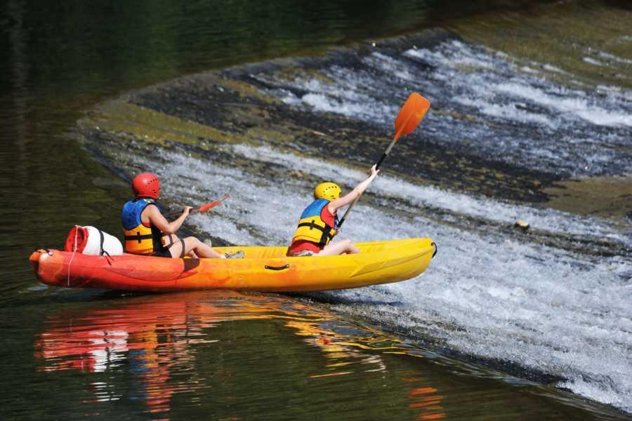 The Irish Experience White Water Kayaking Experience