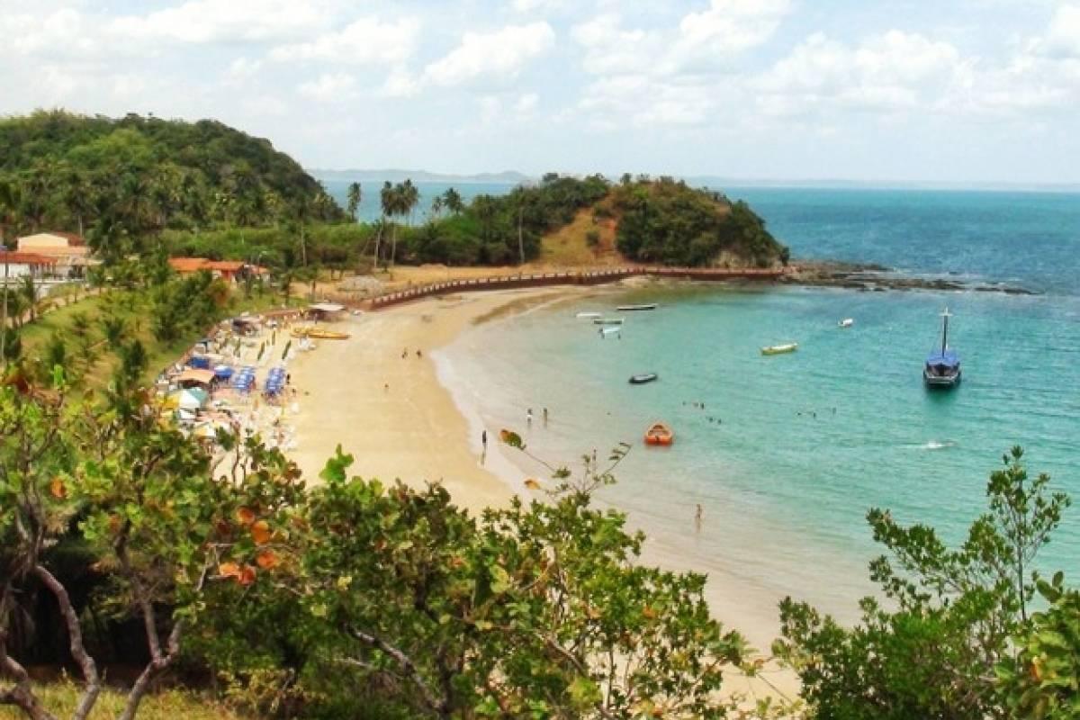 Check Point Ilha dos Frades e Itaparica - BA