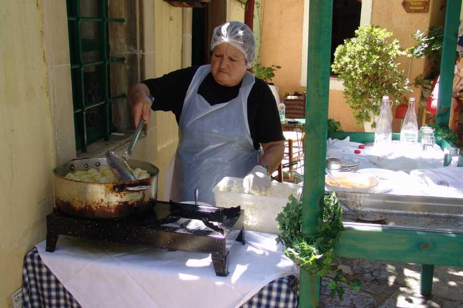 Explorabilia Greek Coffee Experience