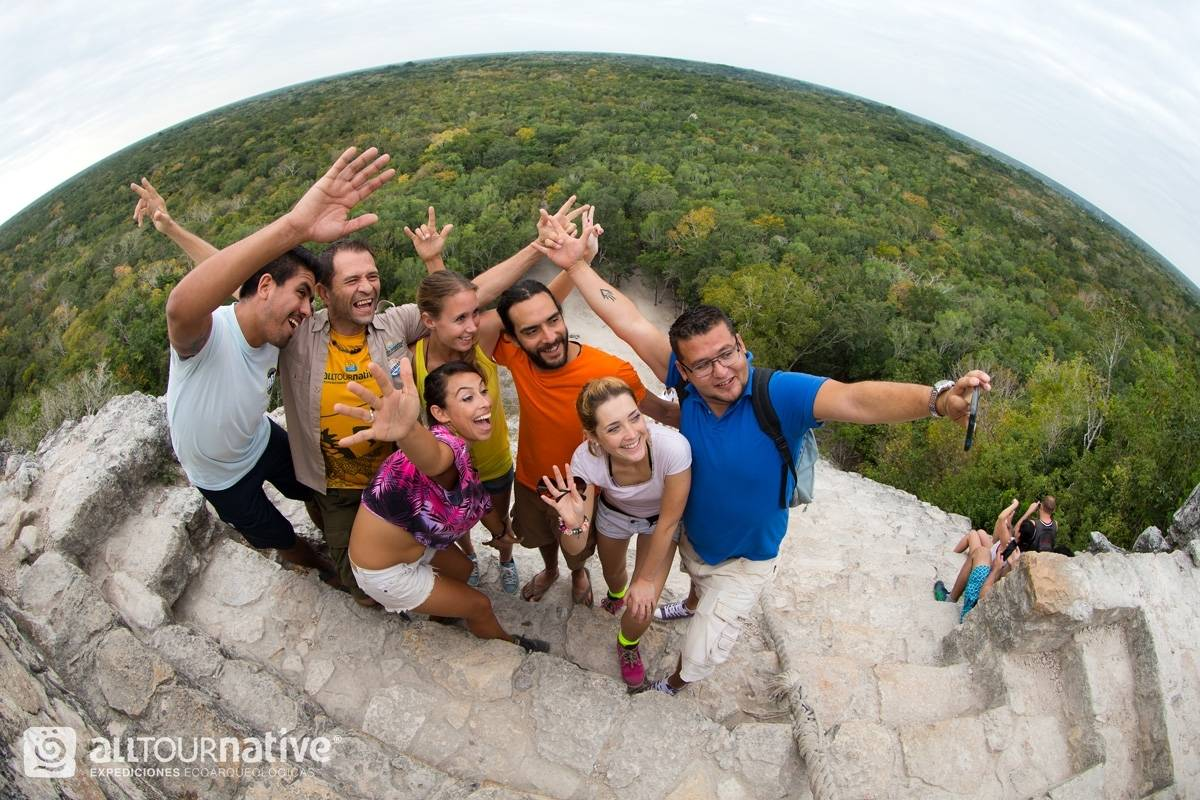 Cancun Vacation Experts COBÁ ENCUENTRO MAYA