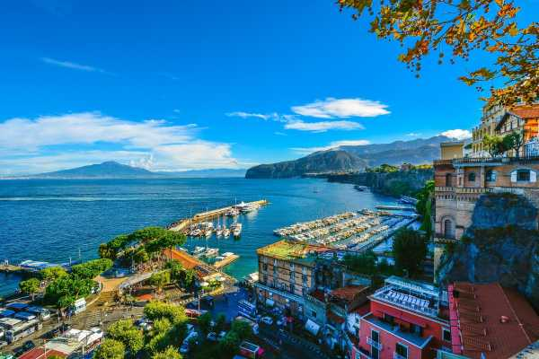 Travel etc Transfer from Sorrento to Ravello or viceversa