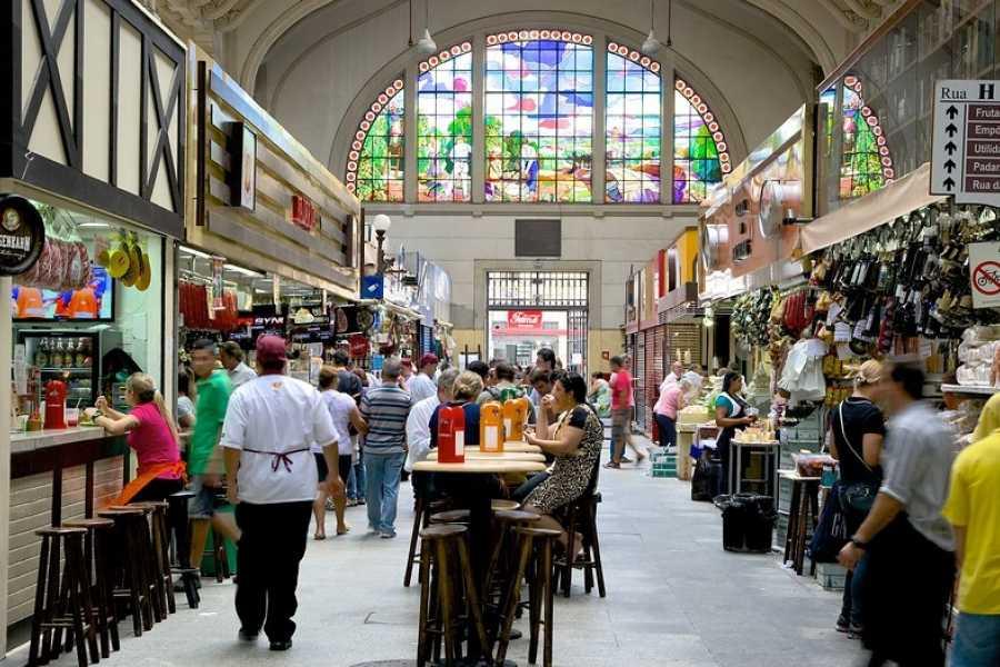 Check Point Optional Tour Formula 1 - City Tour with a visit to the Center, City Market, Paulista and Jardins