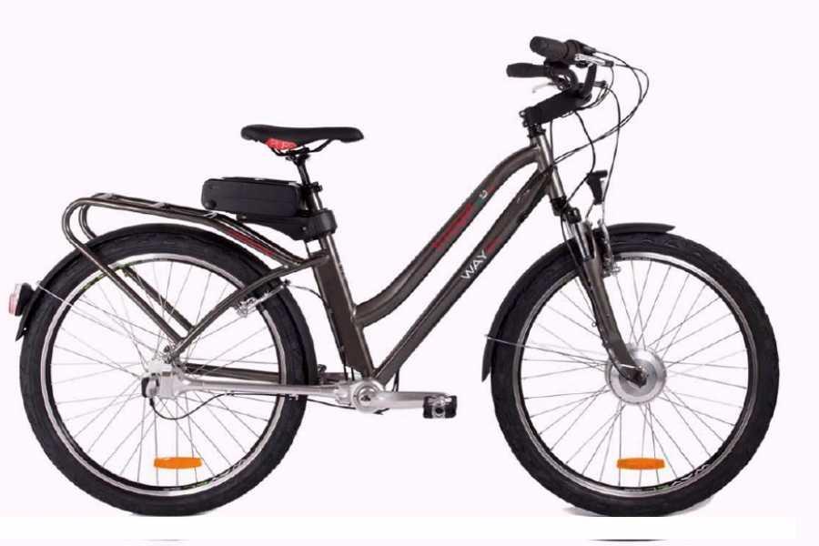 """Bologna Bike Tour E-bike City & City fold 16"""""""